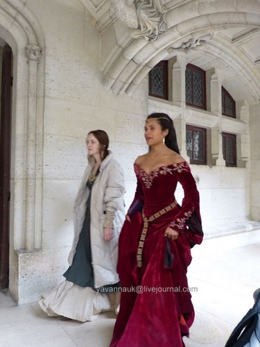 Introducing the Queen of Camelot - S5