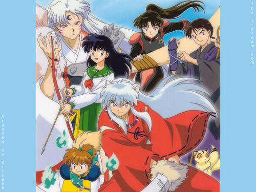 inuyasha and Friendz