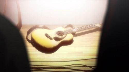 Isawasa's guitare