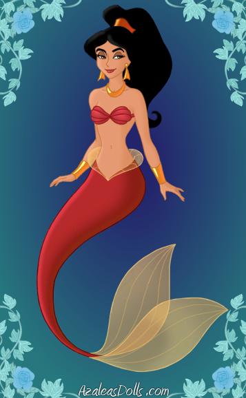 Jasmine Mermaid: Later that Night