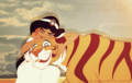Jasmine & Rajah ~ ♥  - princess-jasmine photo