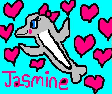 جیسمین, یاسمین The ڈالفن