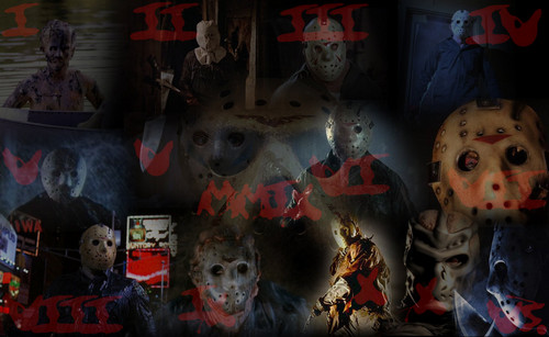 Jason Voorhees wallpaper entitled Jason's Evolution