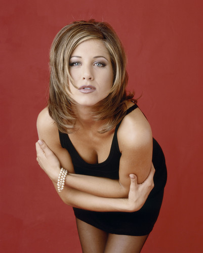 Jennifer Aniston wallpaper containing a leotard called Jennifer - Mix