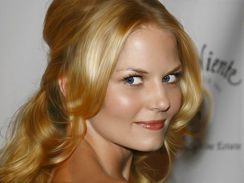 Jennifer Morrison-1 - once-upon-a-time Wallpaper
