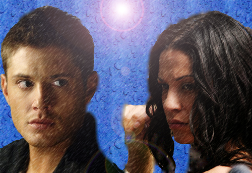 Jensen Ackles and Navi Rawat