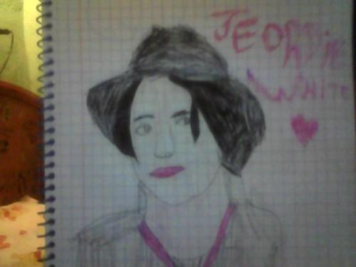 Jeordie White draw