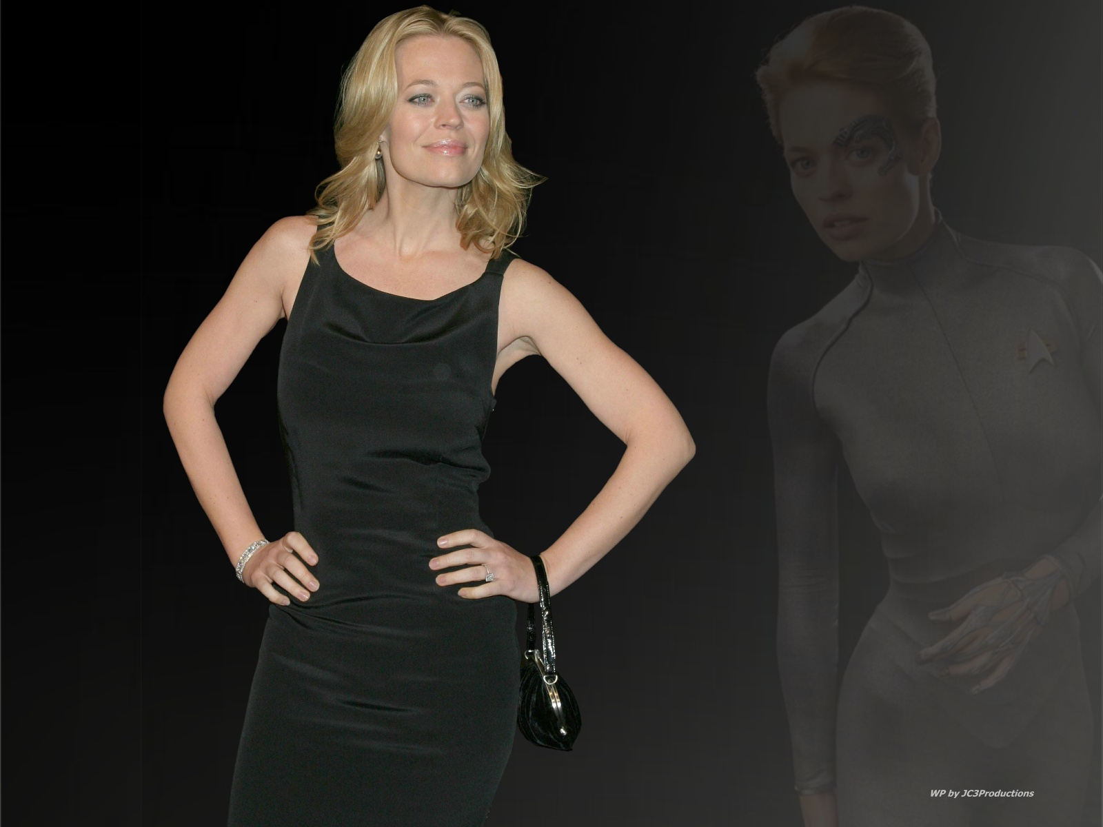 Jeri ryan sexy pictures mistaken