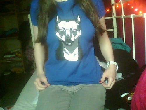 Jerome t-shirt I made c: