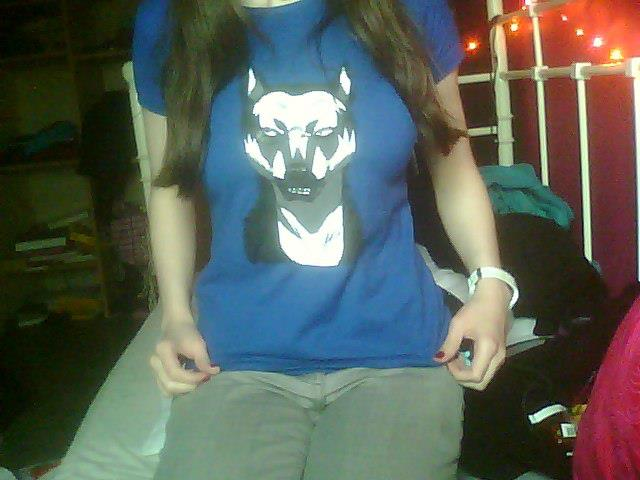 Jerome t-shirt I made c:
