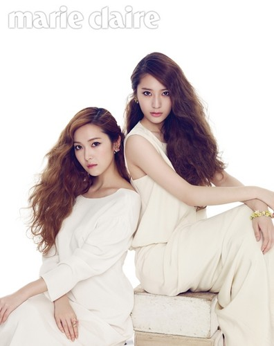 Jessica and Krystal @ Marie Claire  - s%E2%99%A5neism Photo
