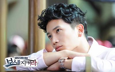 Ji Sung as Cha Ji Heon in Protect The Boss