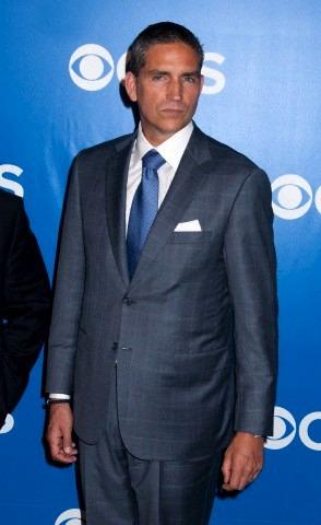 Jim Caviezel || 2012 CBS Upfront