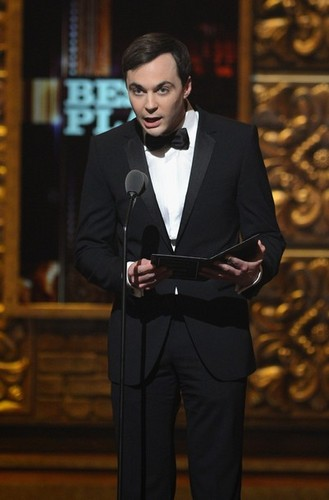 Jim at Tony Awards