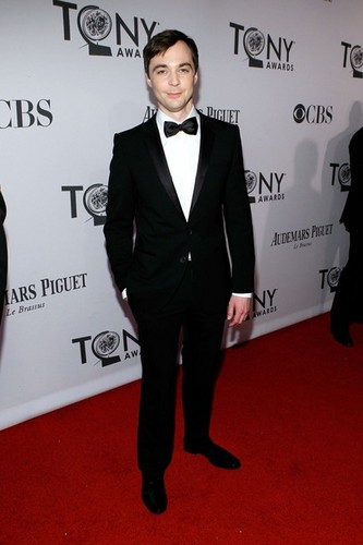 Jim at Tony Awards