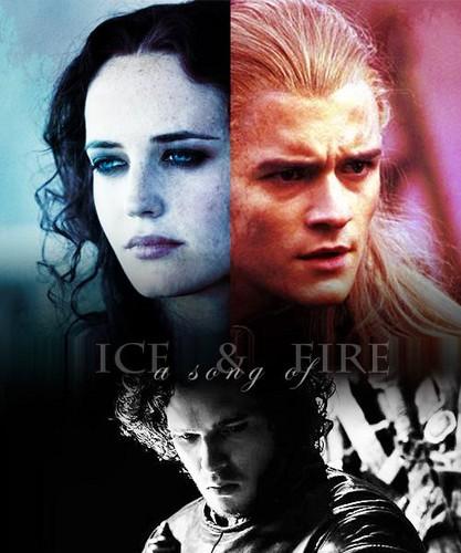 Jon, Lyanna & Rhaegar