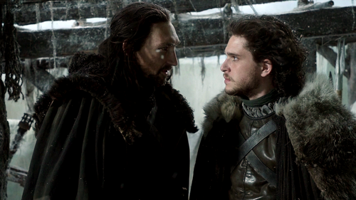 Jon and Benjen