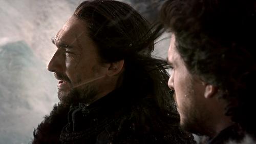 Jon and Benjen