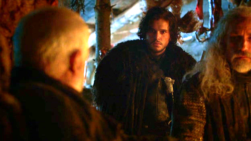Jon and Craster