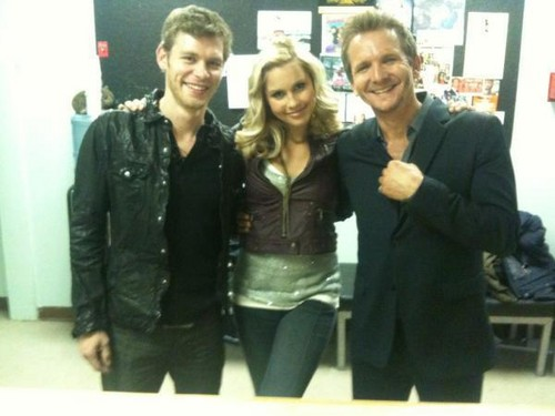 Joseph, Claire & Sebastian