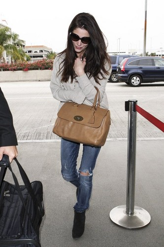 June 19 - Departs from LAX Airport, Los Angeles - ashley-greene Photo