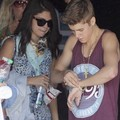 Justin and Selena NEW - justin-bieber-and-selena-gomez photo