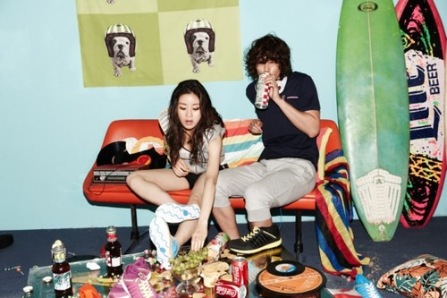 K-Swiss Endorsmnt - kang-sora Photo