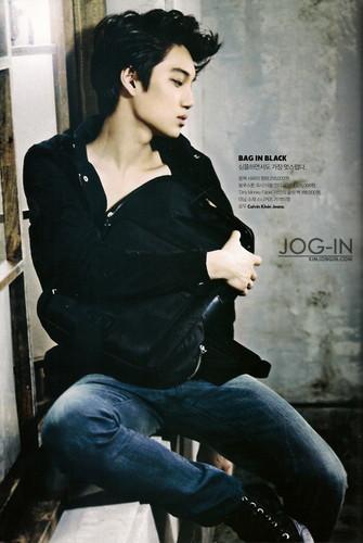KAI for Calvin Klein jeans