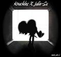 KNUX & SU  - julie-su-the-echidna photo