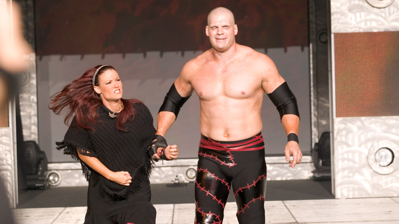Photos of Kane's Wife http://www.fanpop.com/clubs/wwe-divas/images/31134455/title/kanes-former-flames-photo