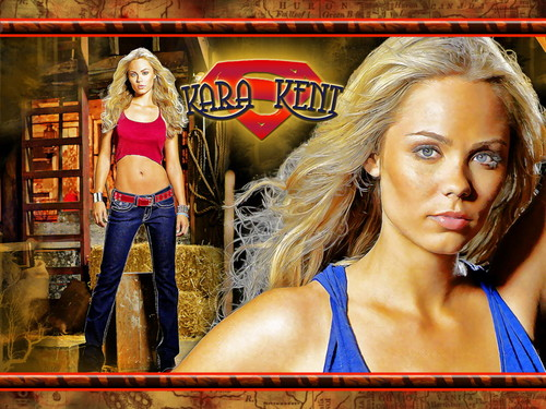 Kara Kent - smallville Wallpaper