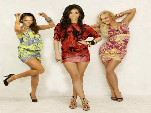 Katerina , Nina & Candice