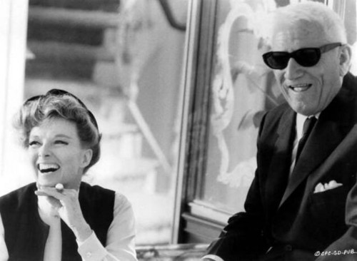 Katharine Hepburn & Spencer Tracy