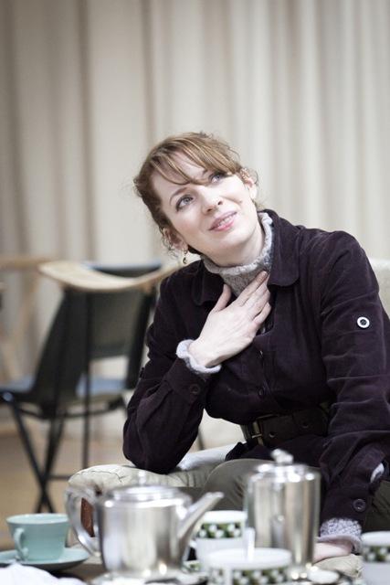 Katherine Parkinson (Diana)