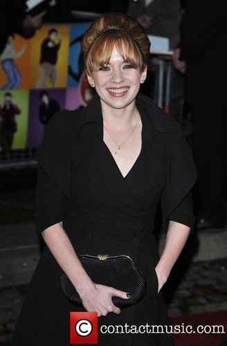 Katherine Parkinson. World Premiere of 'The नाव That Rocked' held at The Odeon, Leicester Square -