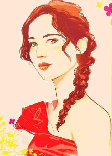 Katniss Everdeen wallpaper entitled Katniss Everdeen