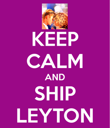 Keep Calm And Ship Leyton