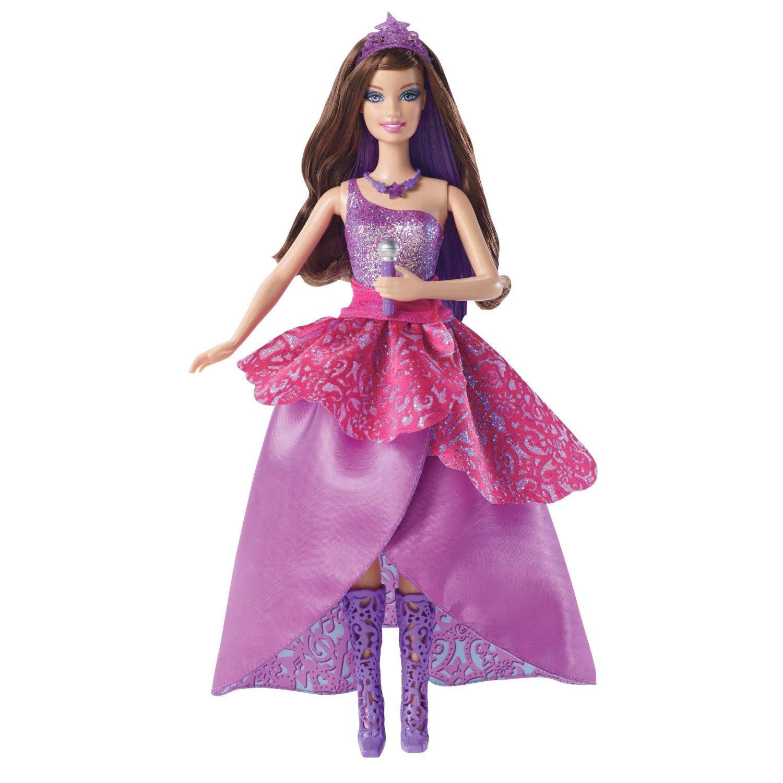 Barbie the princess and the popstar images keira doll - Barbie princesse popstar ...