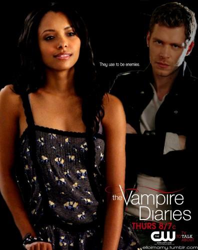 Klaus and Bonnie