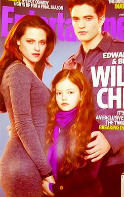 Kristen as Bella