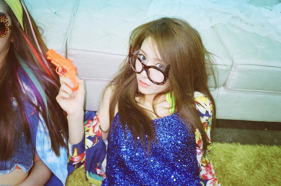 Krystal @ Electric Shock - Jung Sisters Photo (31132105 ... F(x) Krystal Electric Shock
