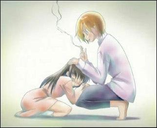 Kyoko and Tohru