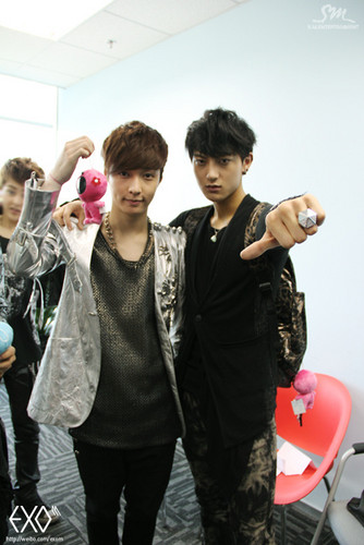 Lay and Tao