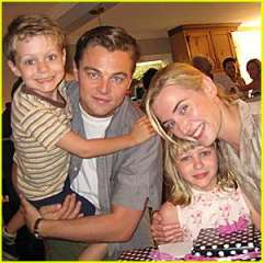 Leonardo Dicaprio and his family - leonardo-dicaprio Photo