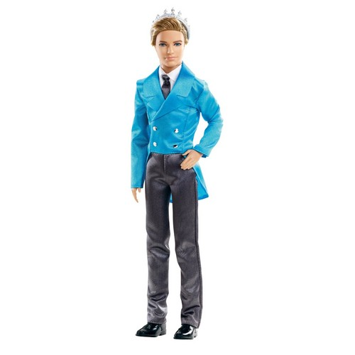Barbie the Princess and the popstar wallpaper with a well dressed person and a business suit entitled Liam doll