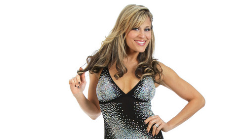 Lilian Garcia wallpaper entitled Lilian Garcia Photoshoot Flashback
