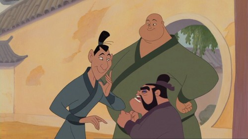 Ling, Yao, and Chien-Po
