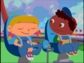 Little Einsteins- Quincy and Annie