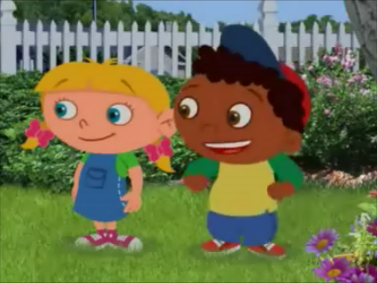 Little Einsteins-Quincy and Annie