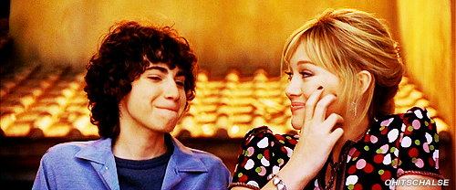 "Lizzie McGuire & David ""Gordo"" Gordon fondo de pantalla entitled Lizzie and Gordo"